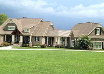Watts Barr Custom Home