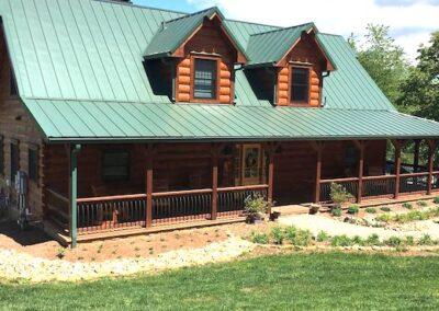 Tennessee River Cabin