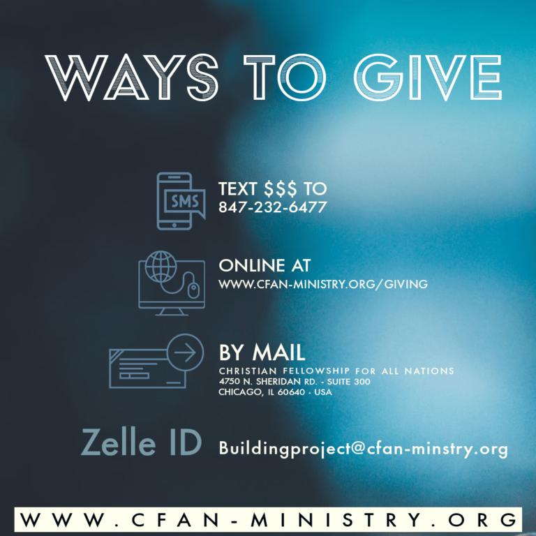 CFAN Giving