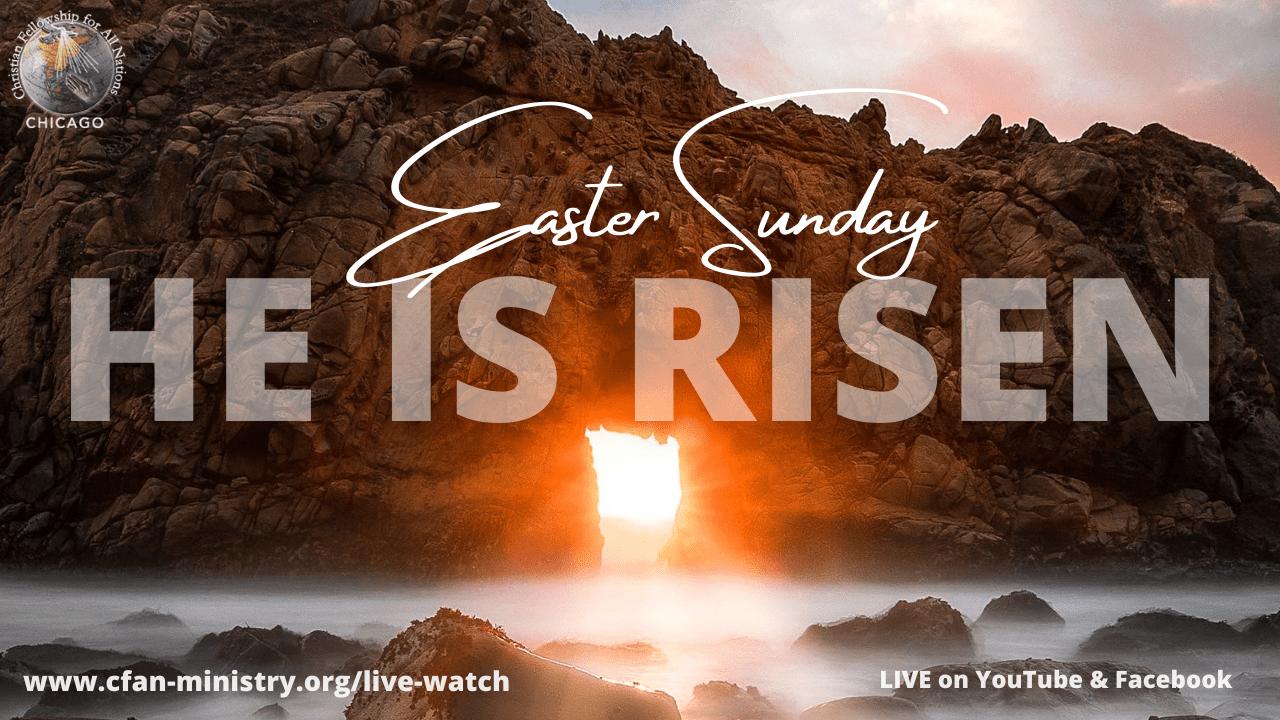 Easter @ CFAN