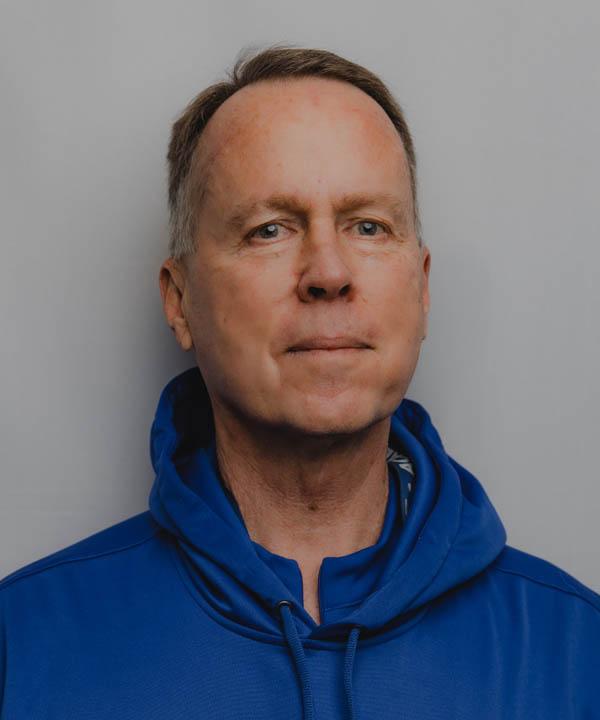 Rick Rasmussen, Head Coach & Offensive Coordinator