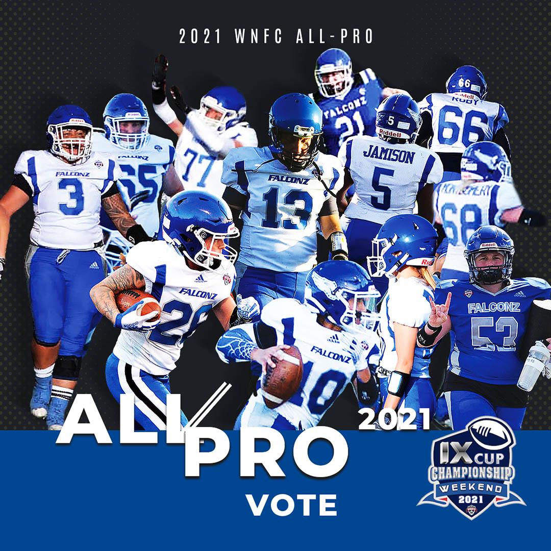 WNFC All Pro 2021