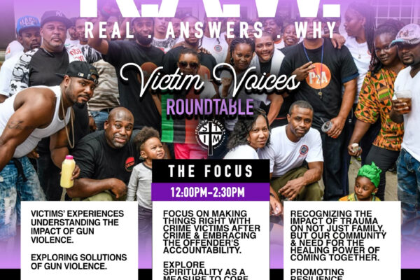 Real Answers Why Victim Voices Roundtable