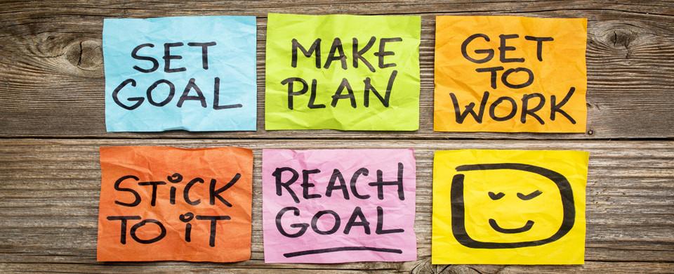 Goals strategy success