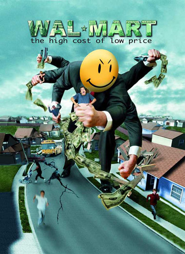 Wal-Mart: High Cost of Low Prices