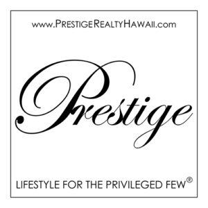 Prestige Realty LLC Commercial Logo