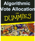 Algorithmic Vote Allocation