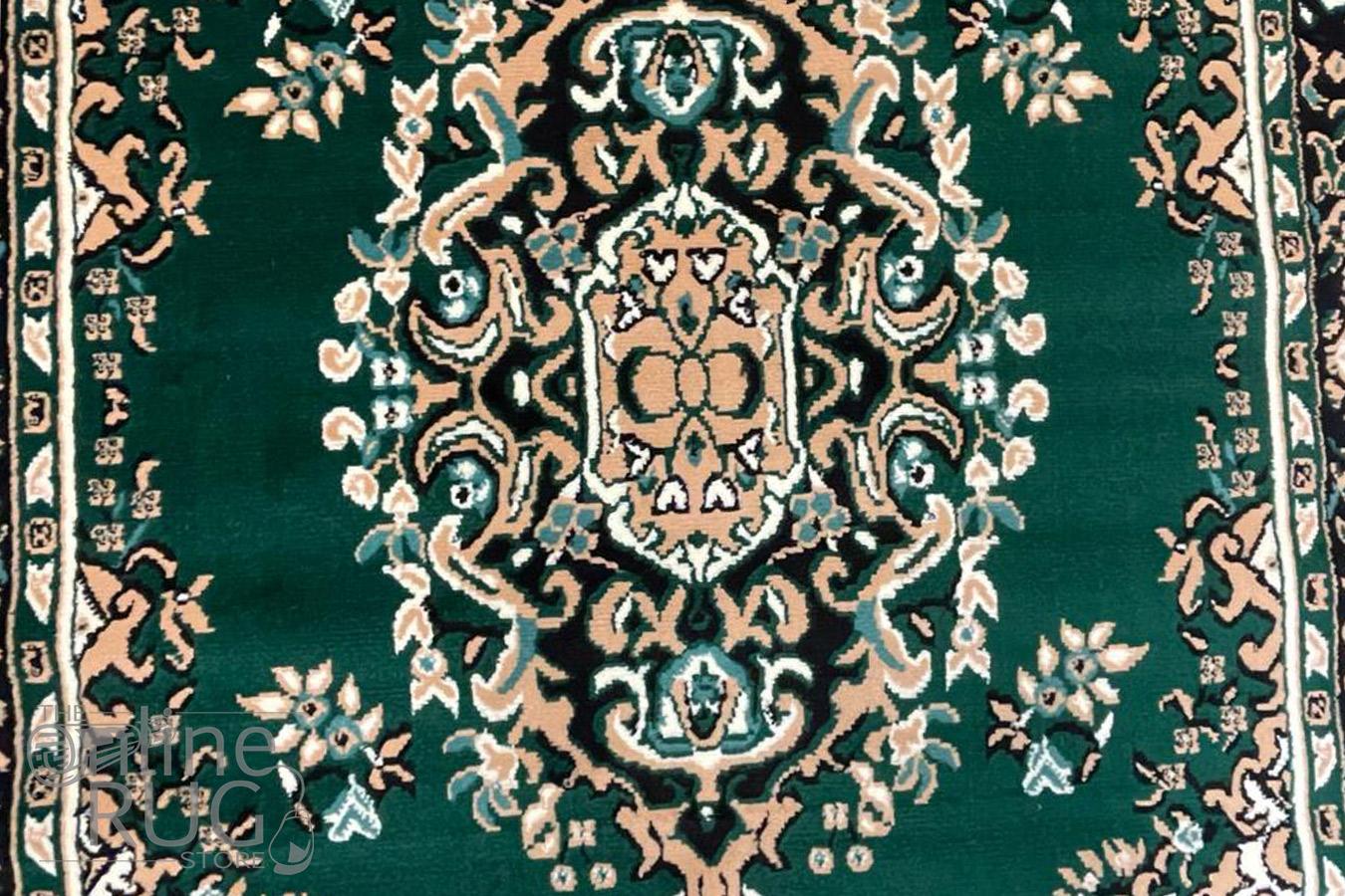 Traditional Dark Green