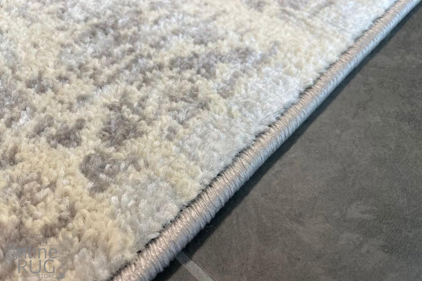 Silvanna Cream Grey Classic Oriental Rug