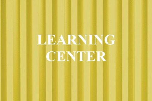 Container Homes Learning Center