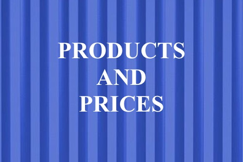 Container Homes Products and Prices