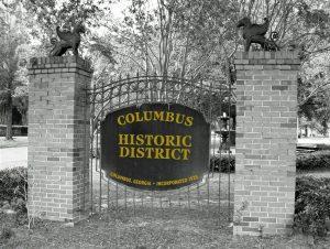 Columbus Georgia Historic District