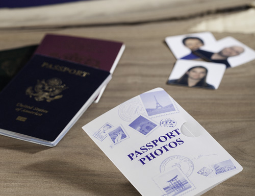 passport photos for your wedding day