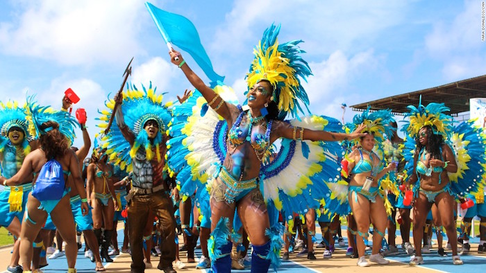 Crop Over and Kadooment Barbados