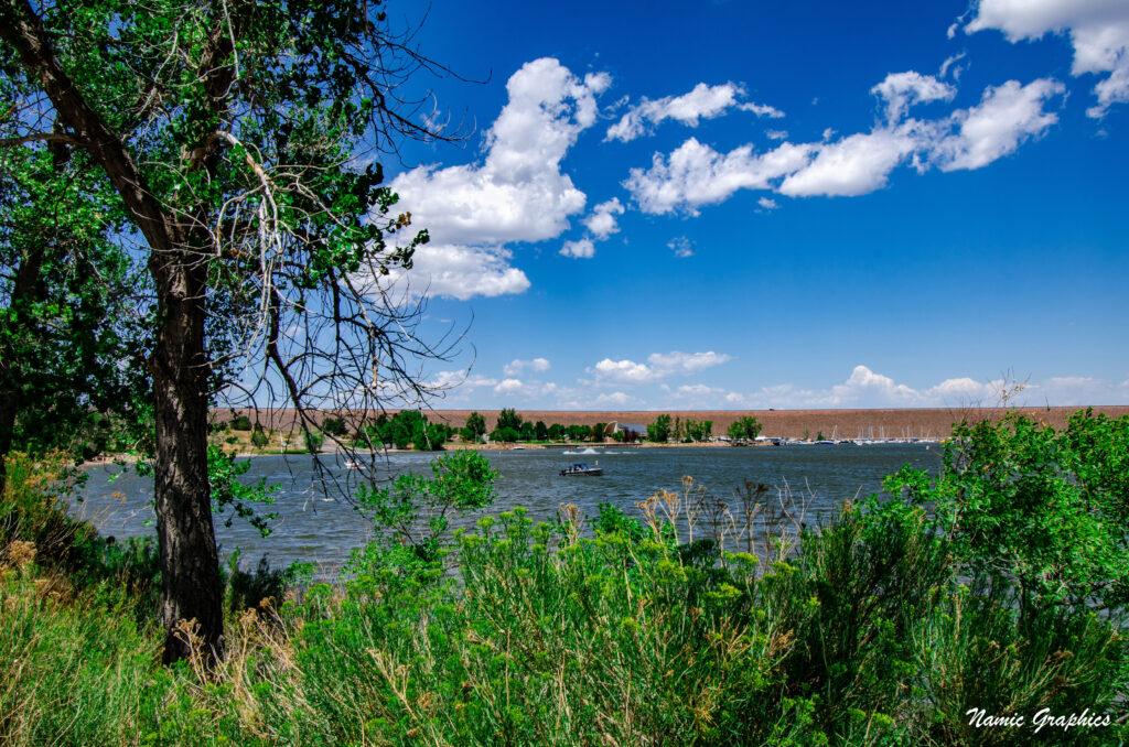 Cheery Creek Reservoir an Jetty Colorado 3