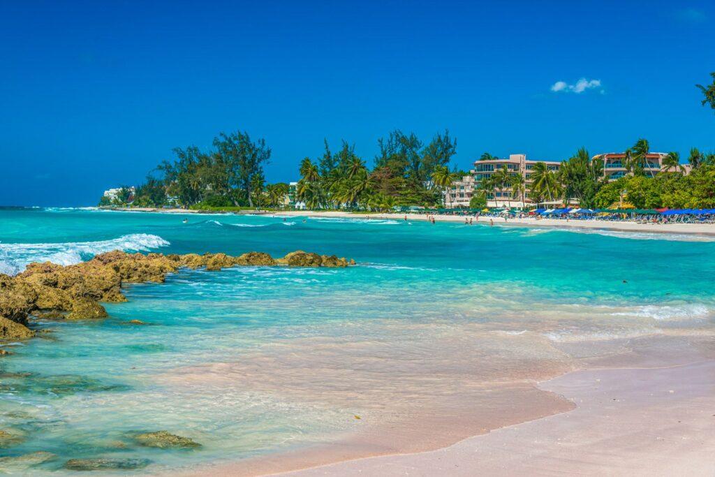 Rockley Beach Barbados