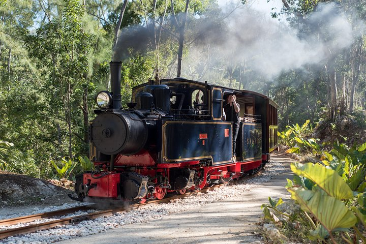 St.Nicholas Abbey Heritage Railway Barbados