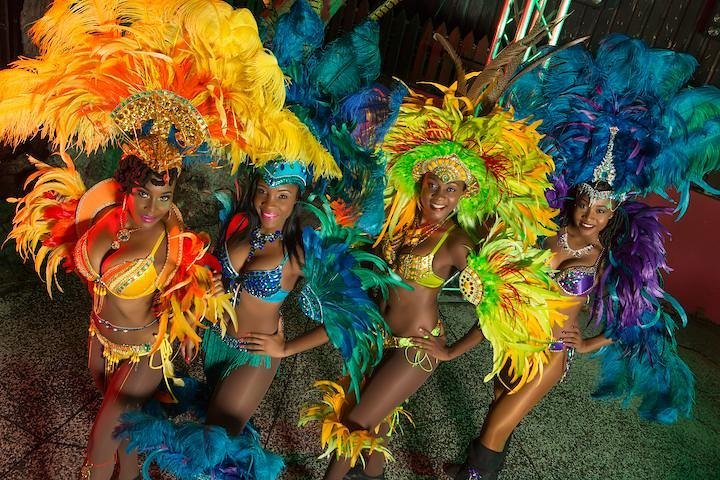 Barbados Night Life Harbour Lights Beach Extravaganza and Dinner Show