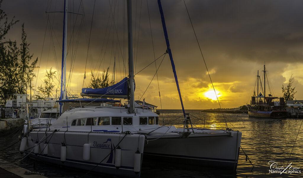 Bridgetown Barbados Sunset