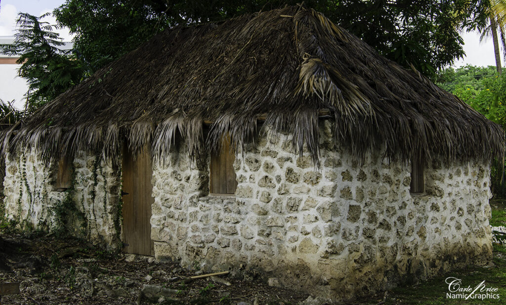 Slave Houses In Barbados