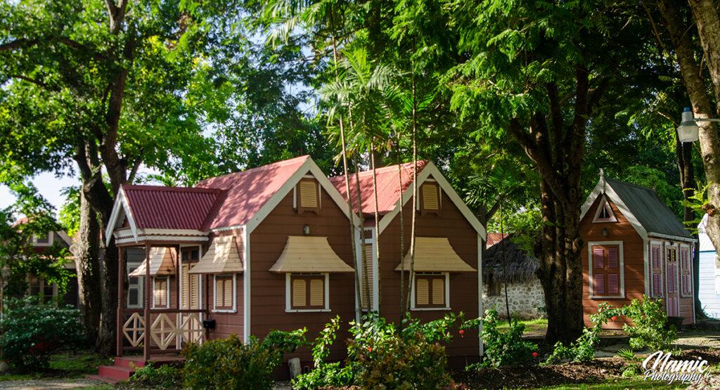 Heritage Village Chattel Houses