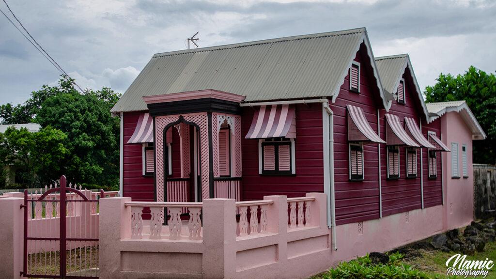 Bajan Chattle House