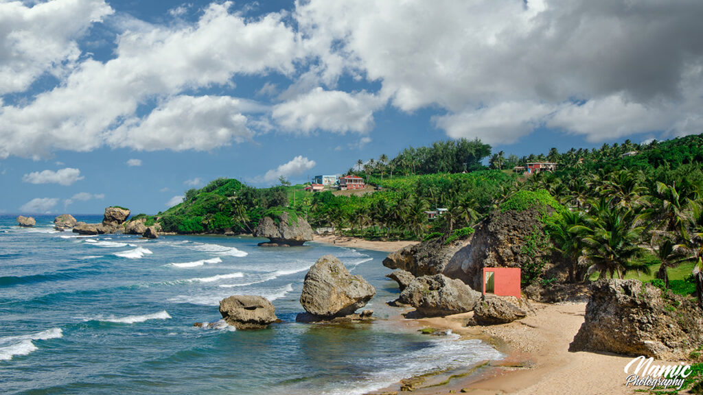 Bathsheba Beach Barbados Wedding Photographers