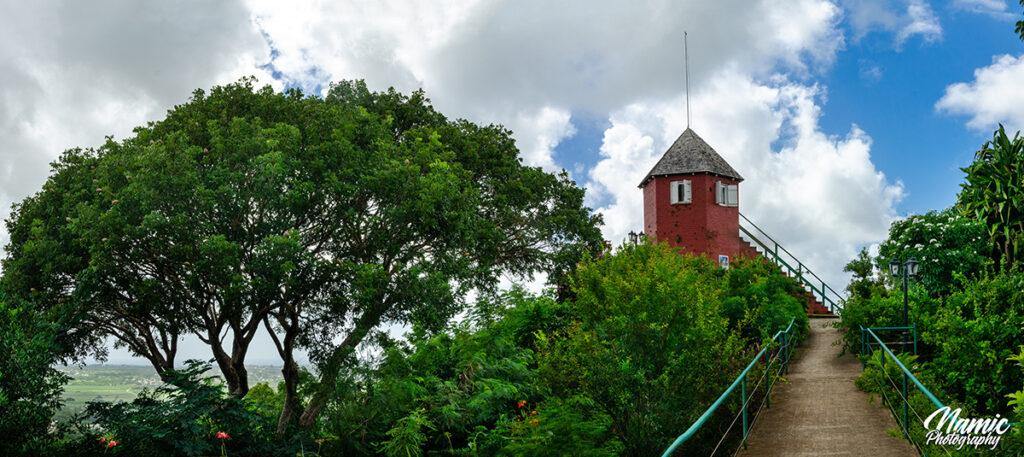 Gun Hill Signal Station Barbados Wedding Photographers
