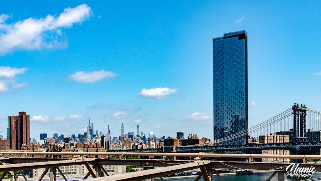 Brooklyn Bridge Veiw