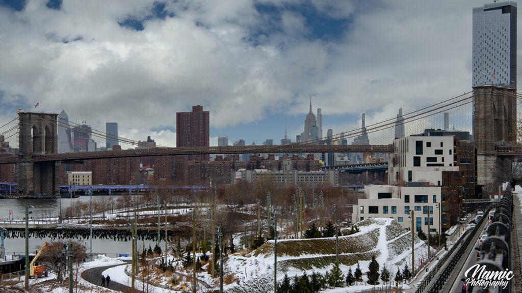 The East River Promenade
