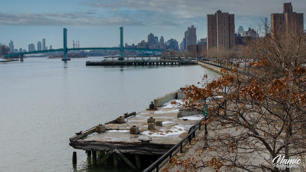Wards Island Bridge Manhattan