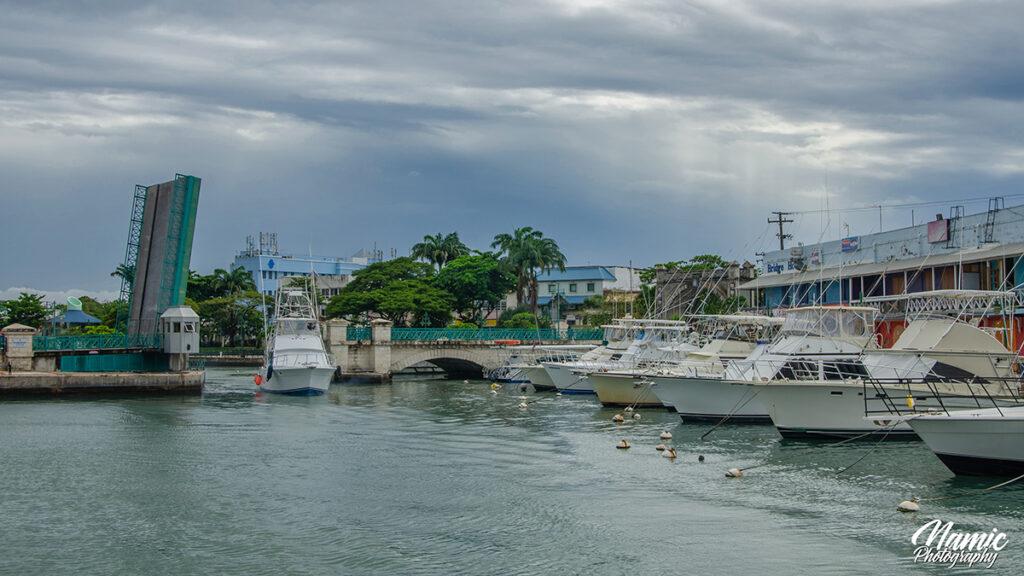 Chamberlain Bridge Barbados