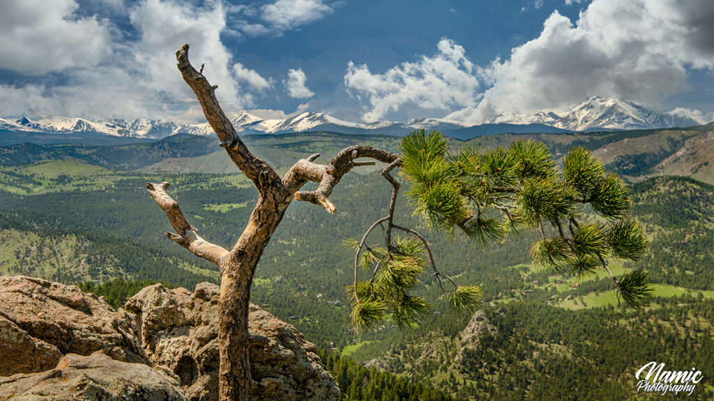 Flagstaff Mountin Colorado