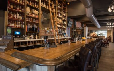 York's Fig and Barrel Pub bumbles inspection with 12 violations, dirty dishes stored with clean dishes, cooking equipment/pans with encrusted grease and soil accumulation
