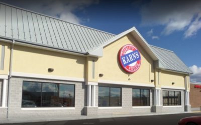 Karns Foods in Lemoyne fumbles inspection;  Mildew like growth in Coke cooler in customer area, 7 violations