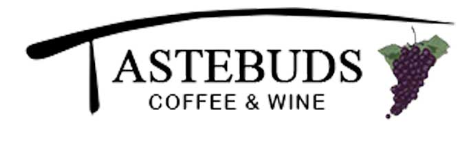 tastebuds coffee and wine logo