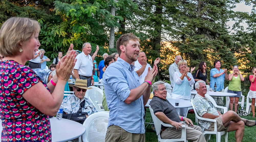 2019 RLS Productions' Concerts in the Gardens™ Audience
