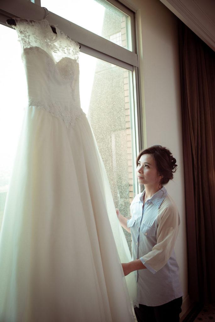 喆學之獅|哲學之視 - 婚禮攝影