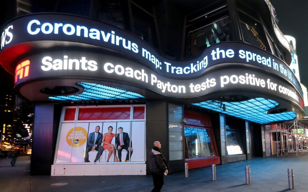 Bookmakers to Lose 'Tens of Millions' Per Month Due to Coronavirus Sports Blackout