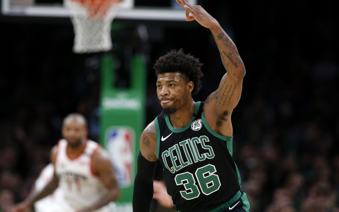 Celtics are darkhorse to watch at NBA season restart