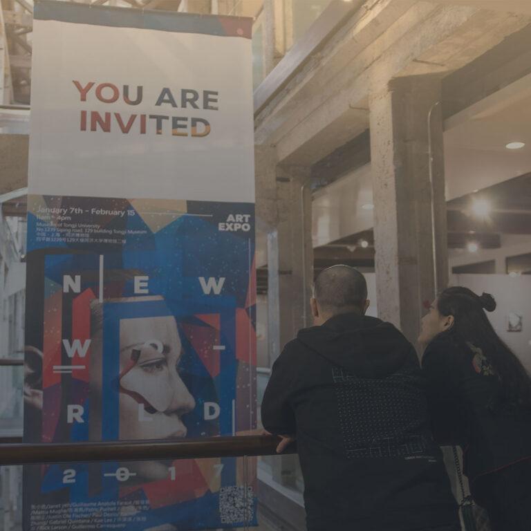 New-World-Art-Expo-Banner