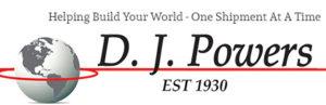D.J. Powers logo