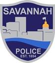Savannah Police Department logo
