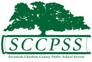 Savannah Chatham County Public School System logo