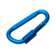 Wear-Resistant Aluminum Carabiner with Screwlock for Outdoor Camping, Hiking, Fishing