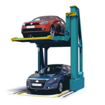 Double Level Hydraulic Car Parking Lift Valet System (2 Post)