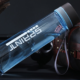 BPA-Free Sports Water Bottle with Customizable Logo and Colors