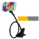 Cell Phone Holder with Gooseneck Mounting Clamp Suitable for most Phones