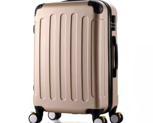 Hard-Case Carry On Luggage with 360-degree Spinning Wheels