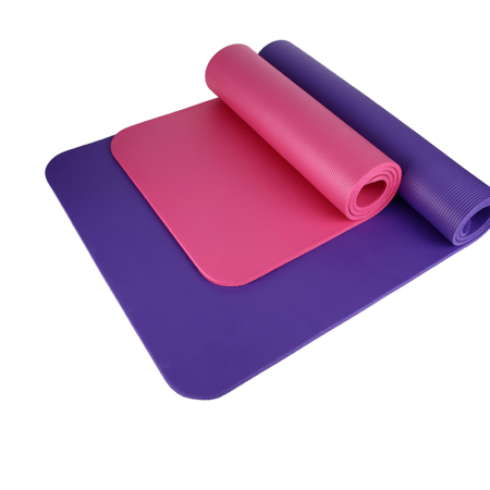 Eco-Friendly Non-Slip Yoga Mat & Fitness Mat with Carrying Case